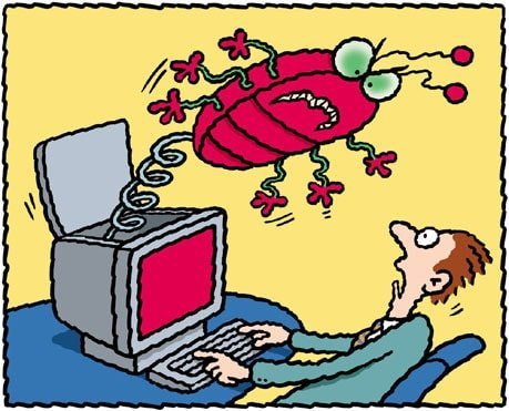 Computer Virus; a threat that's going to sustain forever!