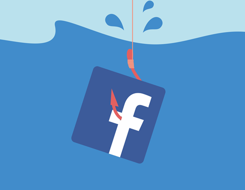 """Facebook phishing; """"Trusted contacts"""" allegation"""